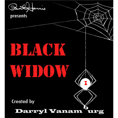 Black Widow With DVD手品