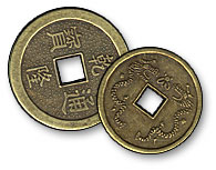 チャイニーズコイン手品