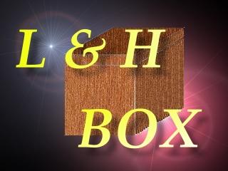 ライト&ヘビーBOX手品