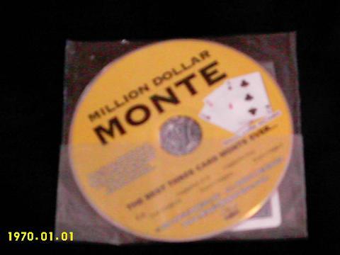3Card Monte手品