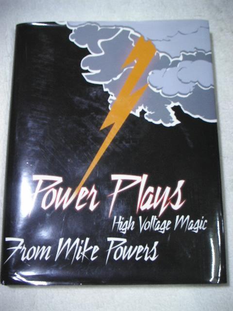 Power Plays手品