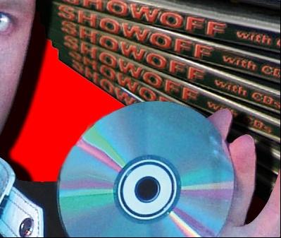 ショウオフCD・DVD手品