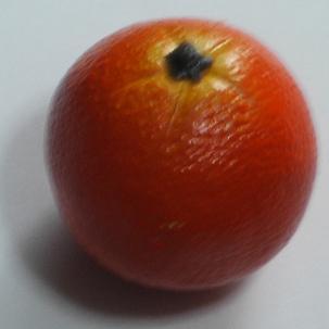 擬似フルーツ・オレンジ手品