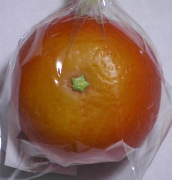 擬似フルーツ・みかん手品