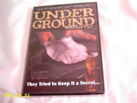 アンダーグラウンド(DVD)手品