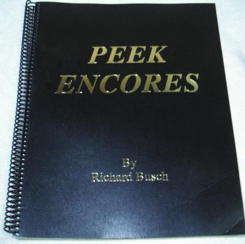 Peek Encores手品