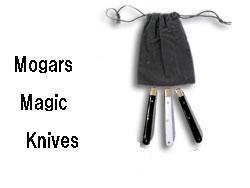 モーガーマジックナイフ(ルーティーン)手品