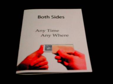 Both Sides手品